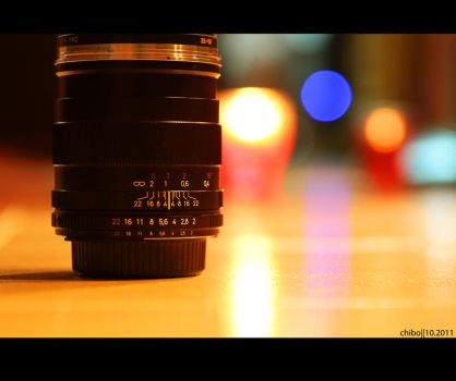 Carl Zeiss 28 2.0 T by chibo-lee