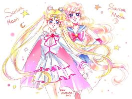 Usagi and Sunny OC by Alex-Asakura