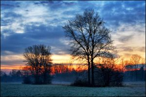 Another sunrise by svarci