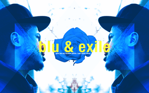 Blu and Exile by slkscrn
