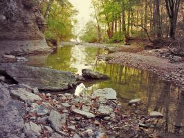 Clifty Falls State ParK by kitsuK8
