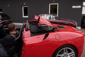 F430 Spider opening Top by theTobs
