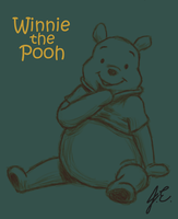 Winnie the Pooh by miki-chaan