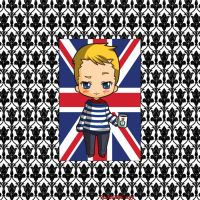 Chibi John RAMC mug wallpaper by Trishkafibble