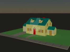 Family Guy House by tom55200