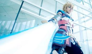 Edge Maverick from Star Ocean The Last Hope by Echow88