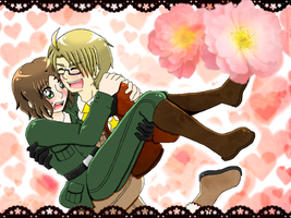 APH: 'Run Away With Me' by Rose-McSugar