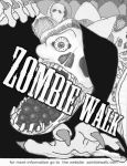 zombiewalk black and white by alice3072h
