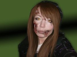 Zombie Me by Angel2489