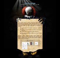 Pennywise Skin S.E. by Marzzel