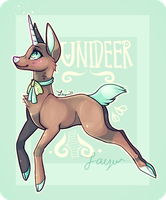 Unideer [RQ] by Fayven