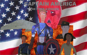 Captain America The First Avenger by movieman410