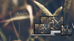 Burgeon wallpaper by i5yal