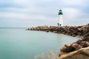 Walton Lighthouse by xelement