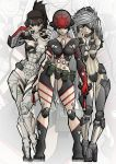 metal gear rising genderbend by fajar-rizky