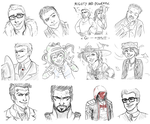 Sketch Requests by chaoticwaltz