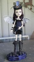 Custom Rochelle Monster High Steampunk Girl 2 by AdeCiroDesigns