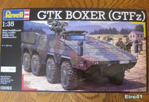 Revell 1/35 GTK Boxer by Shay-Tank-Dragon-41