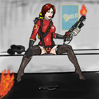 Sexy Pyro Red by Isulf