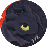 Toothless by ejpomy