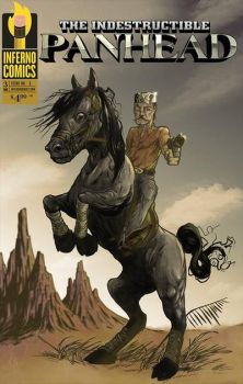 the Indestructible Panhead #1 cover by oddly1