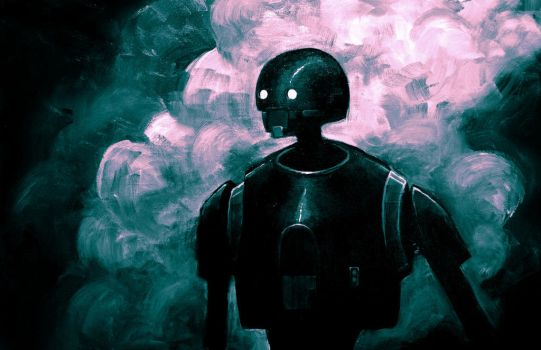 K-2SO by LunglessArt