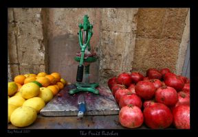 The Fruit Butcher by Aderet