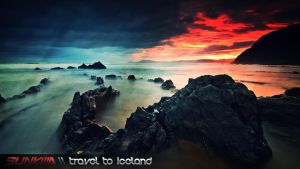 Travel to Iceland by Sunkilla-FR