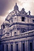 St. Peters Vatican by Skere