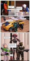 A.F.O. issue 7 by action-figure-opera