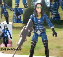 25th anniversary blue baroness tweaked by lovefistfury