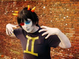 Sollux cosplay by Jowy10