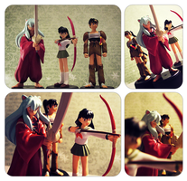 Inuyasha figures - part VIII by Kay-I