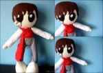 Ryan Ross Plushie by ShannonInWonderland