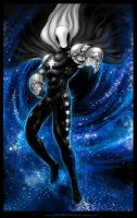 Commission: BLACK LUMINOUS by johnbecaro