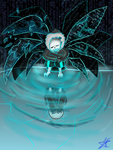 Undervirus Xans and Sans depressed by LCreegon