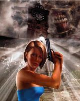 resident evil 3 by cyber-rayne