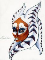 Kahlia Amundasa of the Outer Rim by OldSophie