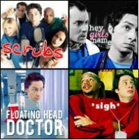 Scrubs Cube by House-Fan95