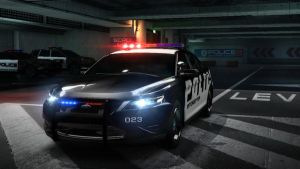 the ford intercepter police.HP by daz1200