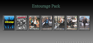 Entourage Pack by manueek