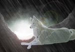 .: From Now On + Speed Paint :. by MorningAfterWolf