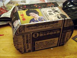 nihon beauties box-bottom by spaceradish