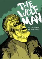 The Wolf Man by Lundsfryd