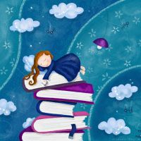 when I dream of fairytales by libelle