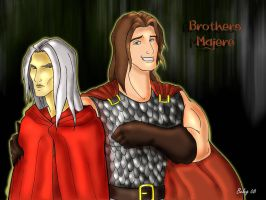 Brothers Majere by Belegilgalad