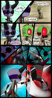 BS Round 4: Zero and Cyshkil VS Enforcer Page 31 by TheCau