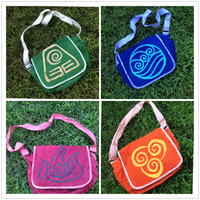 Element Messenger Bags by Raychull7