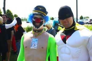 ColossalCon 2014 - Rock the Ghost by VideoGameStupid