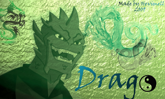 Drago by Hevimell